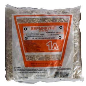 Вермикулит 1л