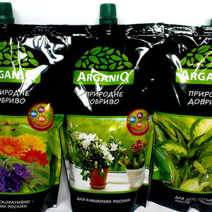 ArganiQ удобрение для декоративно-лиственных растений