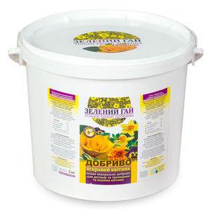 Удобрение для роз и других садовых цветов (5 кг)
