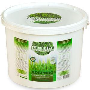 Удобрение для газона в профессиональной упаковке (10 кг)