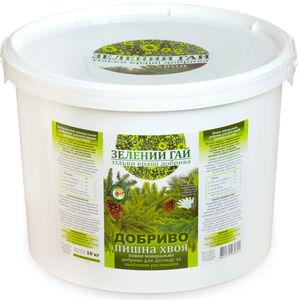 Удобрение для хвои в профессиональной упаковке (10 кг)