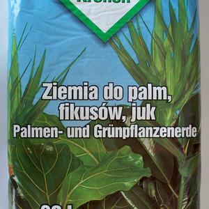 Kronen  Торфяная смесь для декоративно-лиственных растений, пальм, юкк, фикусов и драцен  20л